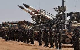 Parte de Guerra Nº 4: El ELPS continúa sus bombardeos concentrados sobre posiciones enemigas en el Muro de la Vergüenza   Sahara Press Service