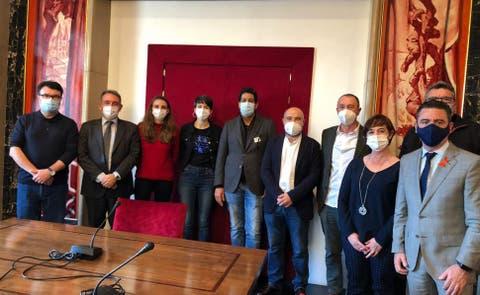 Fuerzas del Congreso conforman Intergrupo de Amistad con el Pueblo Saharaui