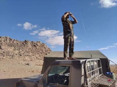 Guerra en el Sahara | Parte de guerra nº19