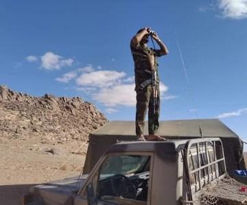 Guerra en el Sahara   Parte de guerra nº19