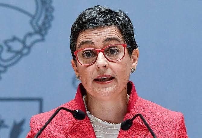 La ministra de exteriores de España anuncia que el futuro del Sáhara Occidental no depende «de la voluntad de un país por muy grande que sea»