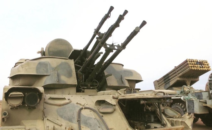 GUERRA EN EL SAHARA| Parte de Guerra Nº45