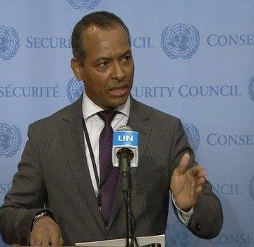 """Representante del F. POLISARIO en la ONU: """"Existe un consenso sobre la solución política del conflicto en el Sahara Occidental""""   Sahara Press Service"""