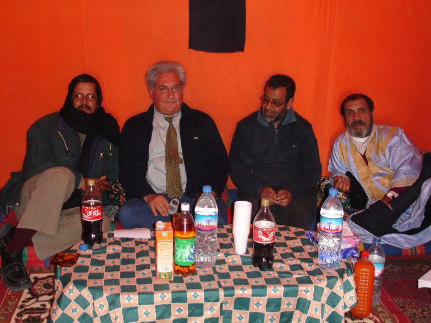 La desvergonzada complicidad | Sahara Press Service