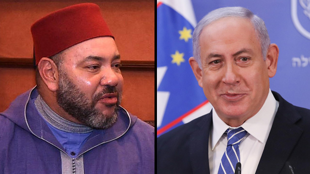 Netanyahu humilla al rey marroquí Mohamed VI | El Portal Diplomático