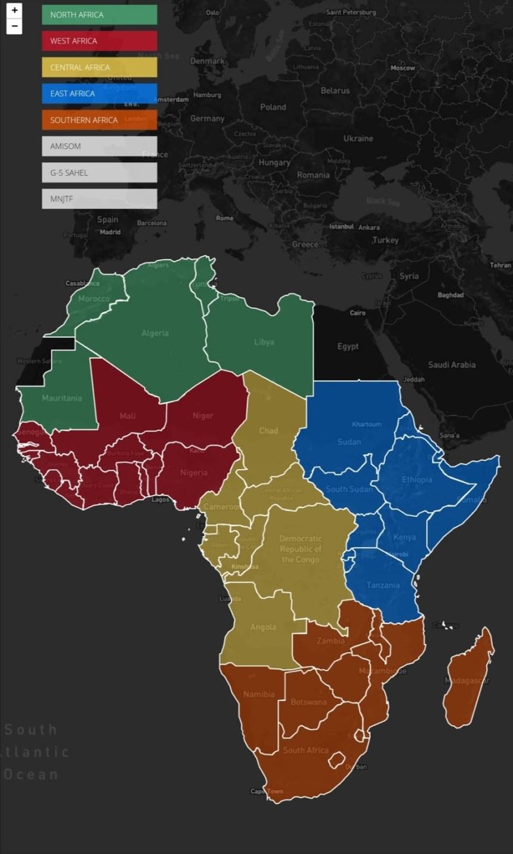 «The US Africa Command AFRICOM» no reconoce ninguna soberanía marroquí sobre el Sáhara Occidental