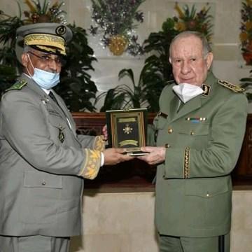 Jefe de Estado Mayor del Ejército de Argelia: «Reforzar la cooperación militar con Mauritania es más que necesario para hacer frente a los desafíos de seguridad en la región»