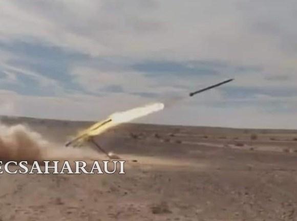 GUERRA EN EL SAHARA   El Frente Polisario ejecuta inédito ataque con misiles en territorio de Marruecos