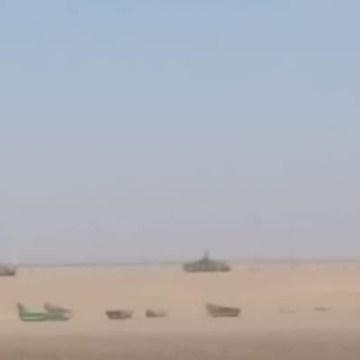 GUERRA EN EL SAHARA | Marruecos envía más tropas al muro de la vergüenza en el Sáhara Occidental