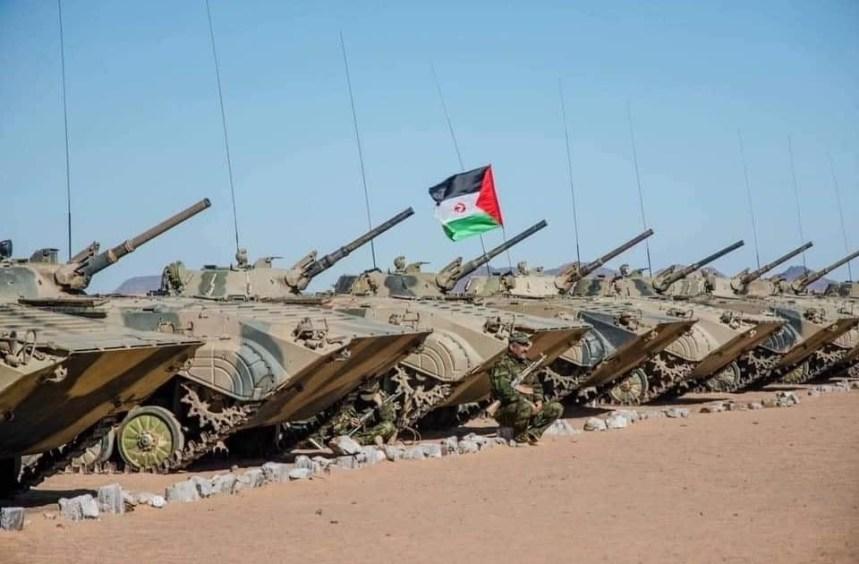 GUERRA DEL SAHARA | Parte de Guerra Nº78