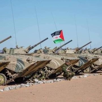 GUERRA DEL SAHARA   Parte de Guerra Nº78