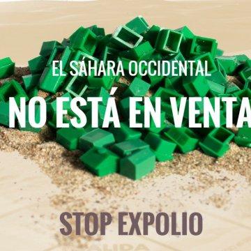 Se acaba de lanzar la campaña #ElSaharaNoSeVende #WesternSaharaNotForSale | Infórmate y SÚMATE