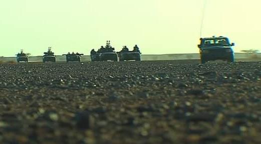El ELPS bombardea varias posiciones a lo largo del muro militar marroquí | Sahara Press Service
