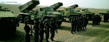 El ELPS continúa bombardeando posiciones enemigas a lo largo del muro militar marroquí | Sahara Press Service