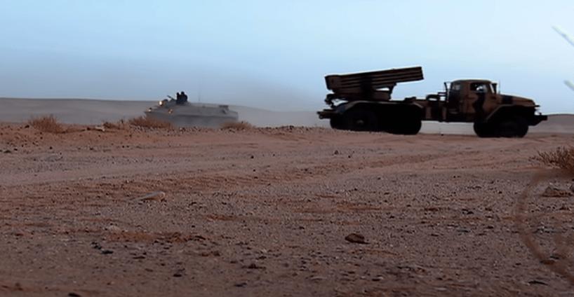 Parte de Guerra Nº 77: Unidades del ELPS lanzan nuevos ataques contra las bases y atrincheramientos del enemigo   Sahara Press Service