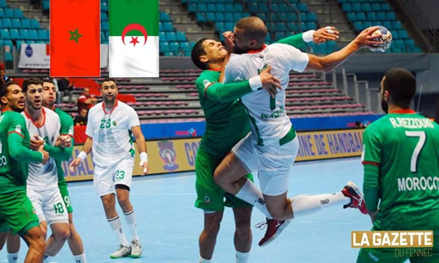 BOICOT POLÍTICO a Argelia | El Aaiun y Guelmin, ciudades saharauis ocupadas, designadas como sedes de la 25ª edición del Campeonato de África de Balonmano a celebrar en Marruecos en 2022–La Gazette du Fennec (V.O.)