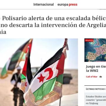 ¡ÚLTIMAS noticias – Sahara Occidental! | 19 de enero de 2021