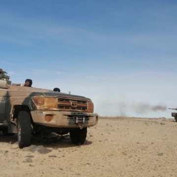 GUERRA EN EL SAHARA | El ejército saharaui continúa atacando por 62 días, las guarniciones y atrincheramientos de las fuerzas de ocupación marroquí | Sahara Press Service