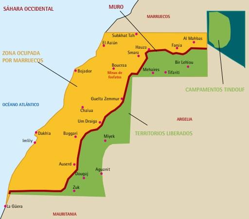 Profesorado de las universidades de Sussex, Princeton, Carleton y Exeter han publicado una carta de Solidaridad con el Sahara Occidental ¡Llaman a todos a firmar!