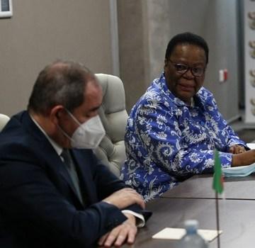El Sahara Occidental: Argel y Pretoria piden el nombramiento inmediato de un nuevo enviado de la ONU   Sahara Press Service