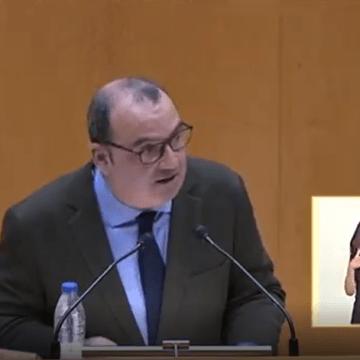 """El PNV defiende la autodeterminación del Pueblo saharaui como """"solución política justa"""" al conflicto del Sahara Occidental"""