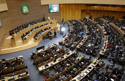 Concluye el primer día de sesiones de la 34ª Cumbre de la UA en la que han sido elegidos nuevos cargos