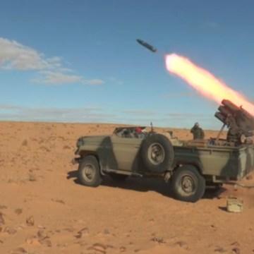 Une unité spéciale de l'ALPS effectue une attaque faisant 3 morts et récupère des armes et des documents dans une garnison marocaine à Elouarkziz | Sahara Press Service