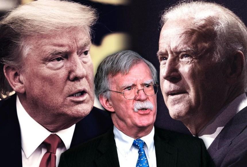 John Bolton: «La decisión de Trump fue un error y no refleja la política de EE.UU a largo plazo, que Biden corregirá»