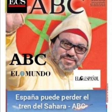 ABC, El Español y El Mundo publican artículos pidiendo a España una postura más promarroquí en el Sáhara Occidental