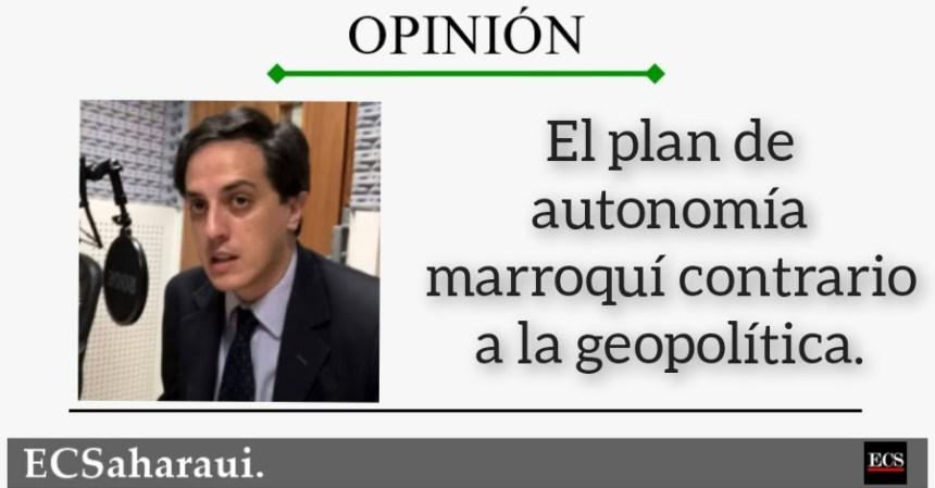 OPINIÓN | Sáhara Occidental: Régimen de autonomía empecinarse en el error – Por Jorge Alejandro Suárez Saponaro | Director de El Minuto para Argentina
