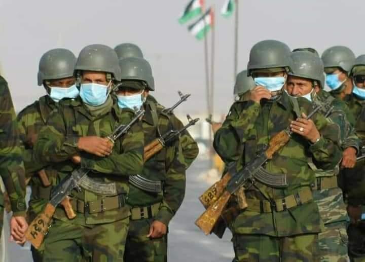 El desfile militar del 27 de febrero, en imágenes