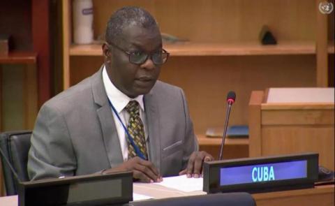 Cuba recuerda que el proceso de descolonización mundial no se ha completado   Sahara Press Service