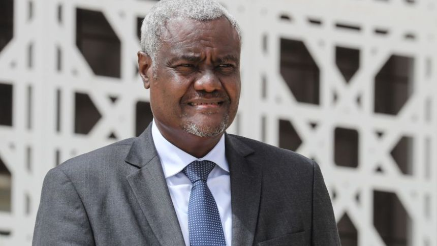 Moussa Faki Mahamat reelegido para un segundo mandato al frente de la UA   Sahara Press Service