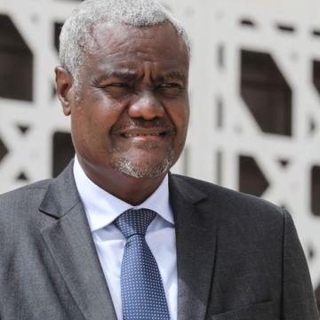 Moussa Faki Mahamat reelegido para un segundo mandato al frente de la UA | Sahara Press Service