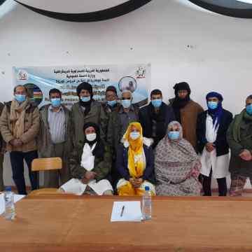 Ministerio de Salud Saharaui busca la forma de acceder a la vacuna contra el COVID-19 | Sahara Press Service