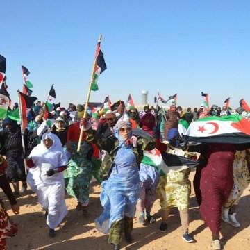 Sultana Jaya, la activista saharaui retenida y torturada en su casa del Sáhara Occidental(PRENSA) | Sahara Press Service