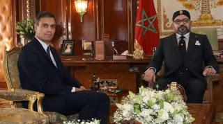 Tras el aplazamiento en Diciembre, Moncloa descarta también que Pedro Sánchez se reúna este mes con Mohamed VI