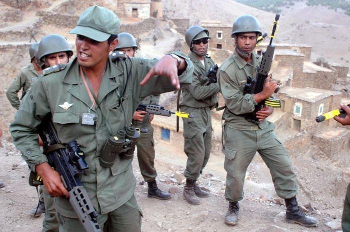 Denuncian desde Andalucia la implicación de España en el rearme a Marruecos en plena guerra en el Sahara Occidental   Sahara Press Service