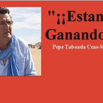 Pepe Taboada, una vida dedicada a la lucha por el pueblo saharaui