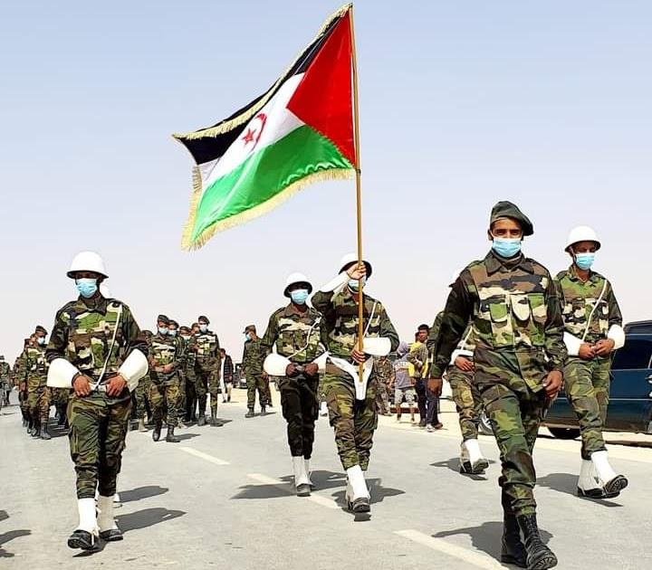 El Buró permanente del Polisario elogia el gran nivel mostrado por los combatientes del ELPS durante los festejos por el 45 aniversario de la RASD