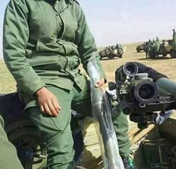 GUERRA EN EL SAHARA | Vídeo: Las FAR de Marruecos acantona más tropas en grandes partes del muro militar en el Sáhara Occidental