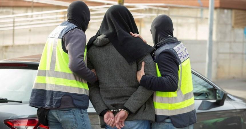 Más del 60% de los yihadistas detenidos durante el año 2020 en España son de nacionalidad marroquí