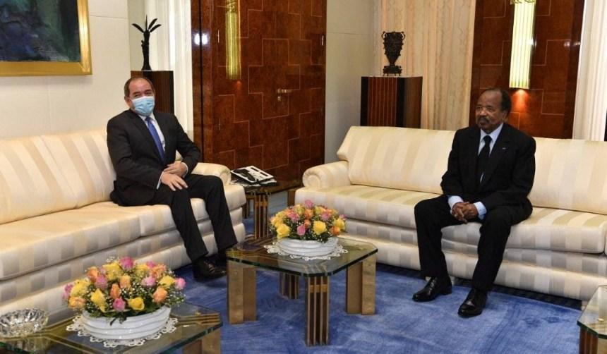 La cuestión del Sáhara Occidental: tema central de las discusiones entre el canciller argelino y las autoridades en Camerún