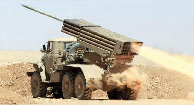 GUERRA EN EL SAHARA | Parte de guerra Nº122
