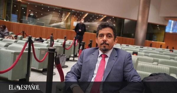 Bachir, representante del Frente Polisario en la UE: «La guerra con Marruecos no es suficiente»