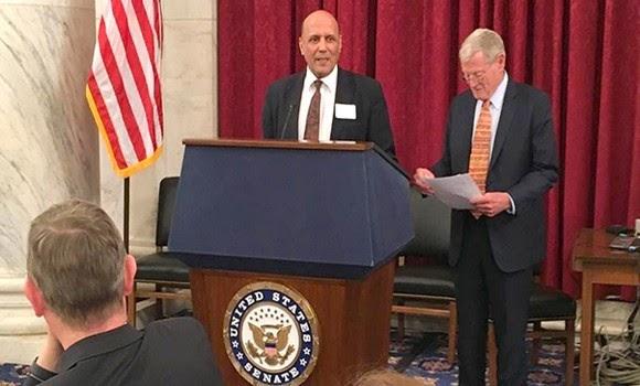 El Representante del Polisario en EE.UU. saluda el informe del Departamento de Estado y pone en duda que EE.UU. vaya a participar en maniobras militares en Mahbes (Sahara Occidental)