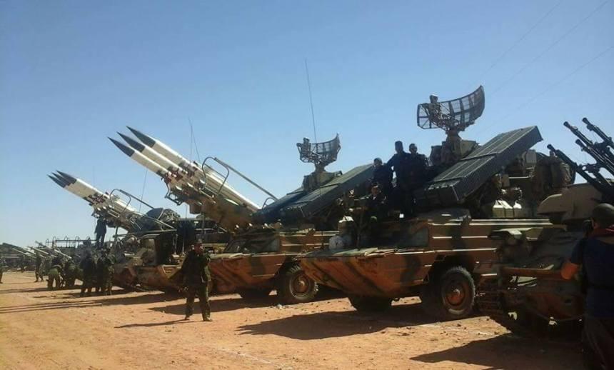 GUERRA EN EL SAHARA | Parte de guerra Nº124