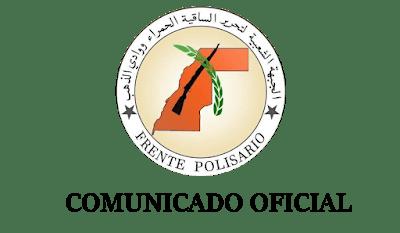 Comunicado oficial del Frente Polisario tras las sesiones en el Tribunal de Justicia Europeo #TJUE_POLISARIO
