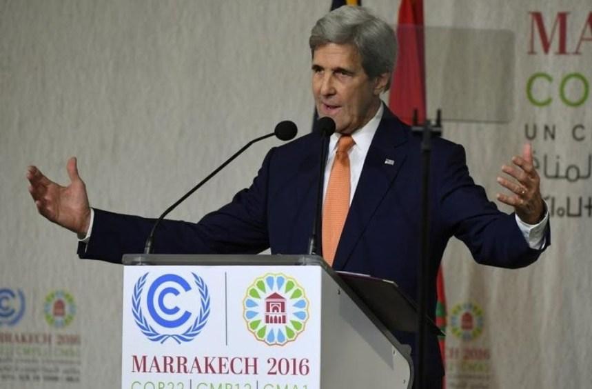 Marruecos culpa a John Kerry de la decisión de Biden de no invitar a Mohamed VI a la cumbre climática