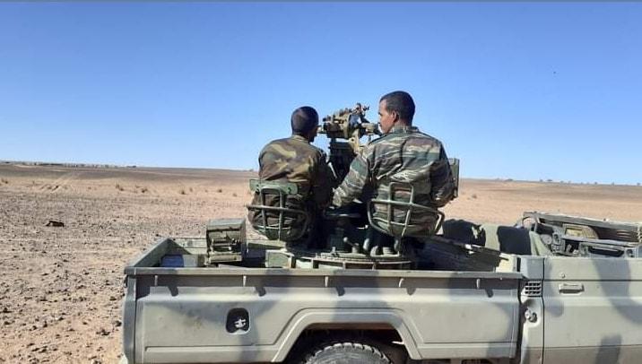 El Ejército de Liberación Saharaui reconcentra sus ataques en Touizgui, sur de Marruecos